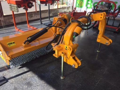 Belafer reinforced side brushcutter TBL