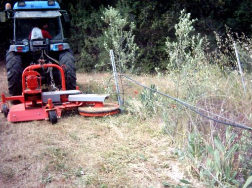 DD ecological brushcutter with sensor3