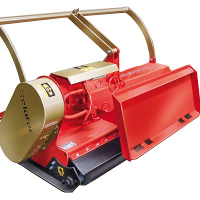 Forestry crusher - micro forestry TRHD BASIC