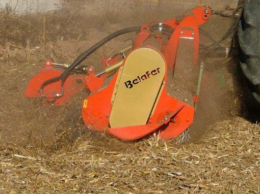 Broyeur TRB-P 5 mts de récolte
