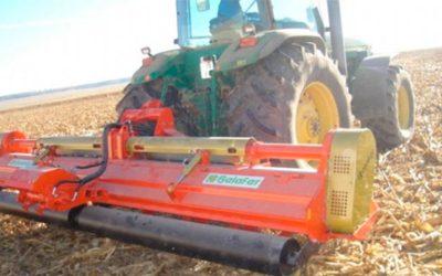 Belafer TRBP-495. Broyeur pour céréales et grandes plantations.
