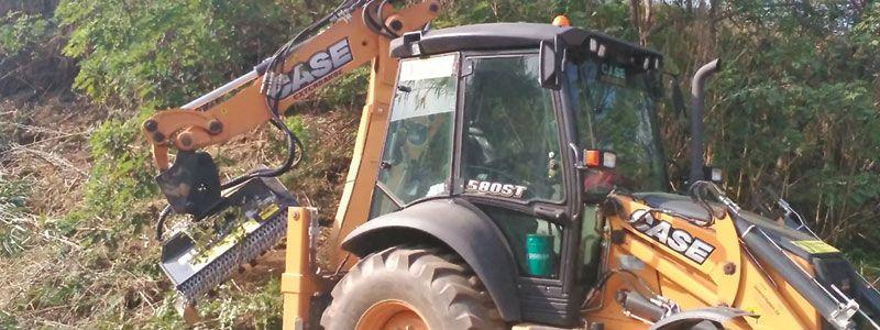 Cabezales: CAB-R para retromixtas, palas, excavadoras