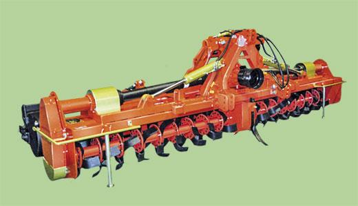 Fresadora agricultura
