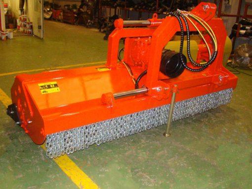 Trituradora TRB-P desplazamiento hidraulico