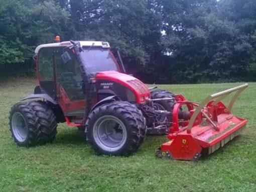 trituradora TR Basic Avant belafer tractor mounty