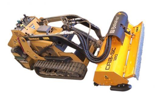 Trituradoras SPC-120 para Robots y mini cargadoras