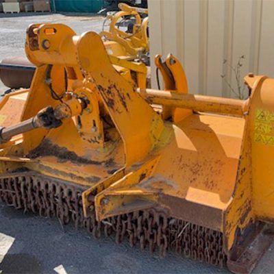 Trituradora-forestal T-2000