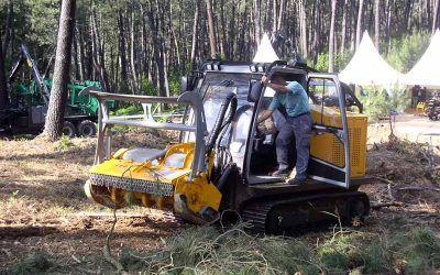 Maquinaria forestal. Todo lo que necesitas saber sobre los equipos de sostenibilidad Belafer
