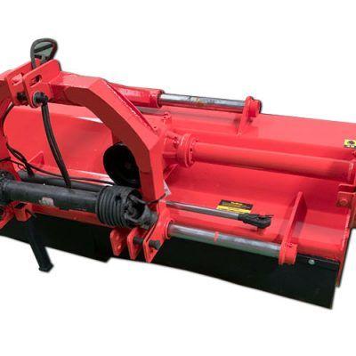 Trituradora Agricola Reversible para tractores de 45 a 60 CV.