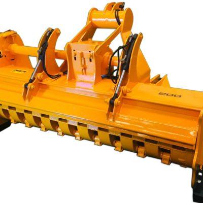 Trituradora Foresta TF 200 Barnia